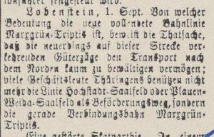 Nailaer Zeitung 10.09.1901